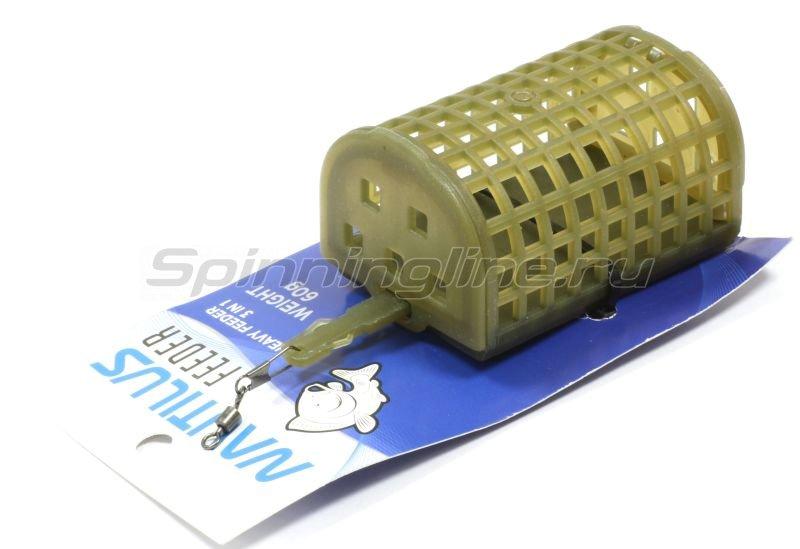 Кормушка Nautilus Heavy Feeder 3 in 1 80гр -  1