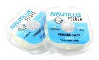 Амортизатор Nautilus Feeder Gum 1,25мм 5м
