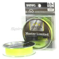 Шнур Area Super Trout Master Limited Super Premium PE 75м 0.3 yellow