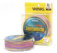 Плетеный шнур Varivas Avani Jigging Super Conductor LS4