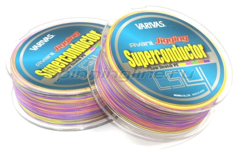 Шнур Avani Jigging Super Conductor LS4 300м 1 -  2