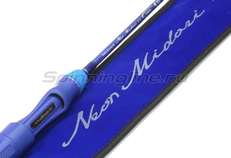 Спиннинг Maximus Neon Midori 662UL -  8