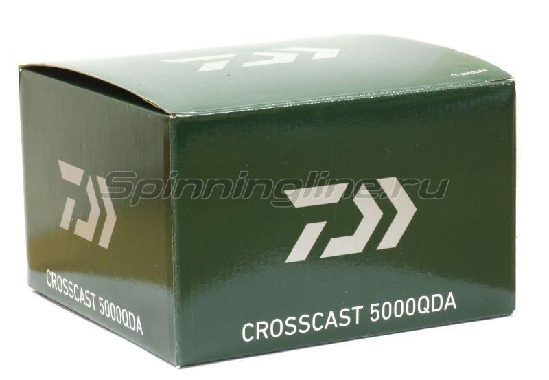 Катушка Daiwa Crosscast 5000 QDA -  8