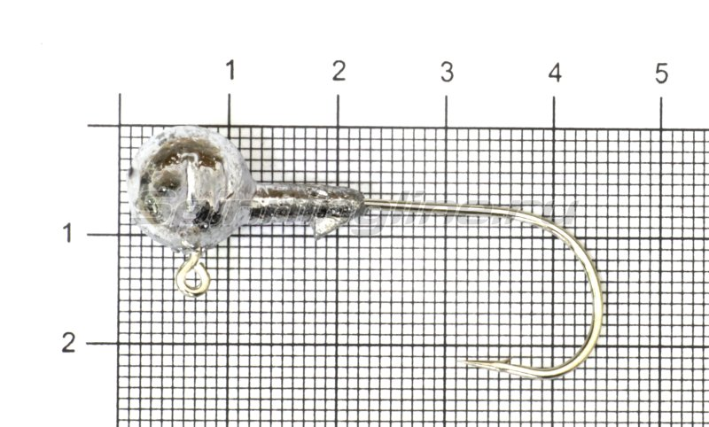 Джиг-головка Scorpio Gamakatsu 11гр 3/0 -  1