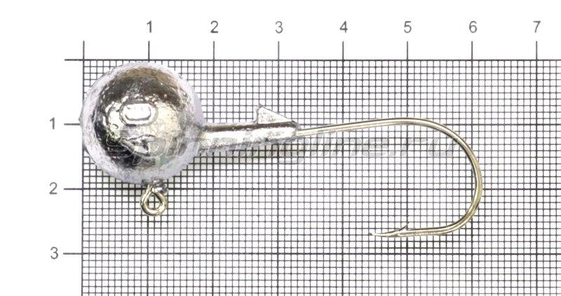 Джиг-головка Scorpio Gamakatsu 40гр 6/0 -  1