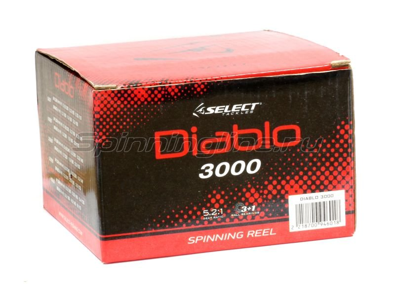 Select - Катушка Diablo 500 - фотография 6