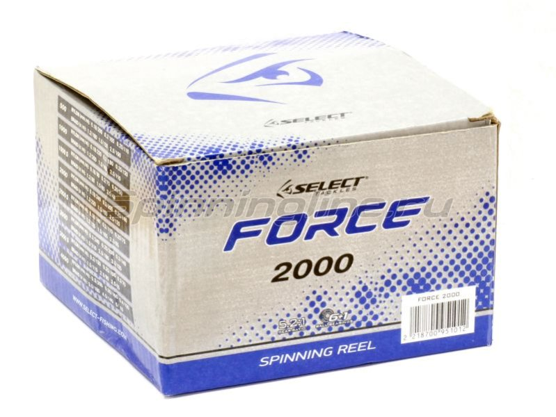Катушка Force 1000 -  6