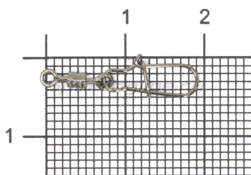 Вертлюг с карабином Select SF0035 №10 -  1