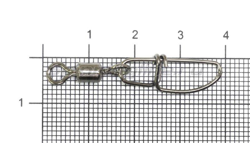 Вертлюг с карабином Select SF0036 №1 -  1