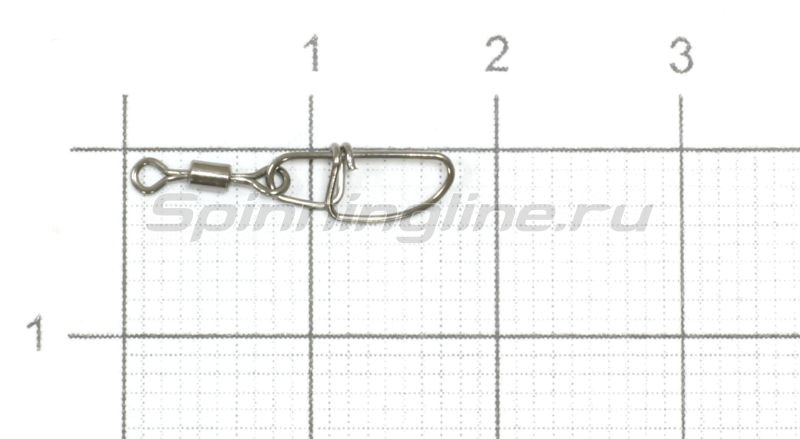 Вертлюг с карабином Select SF0036 №14 -  1