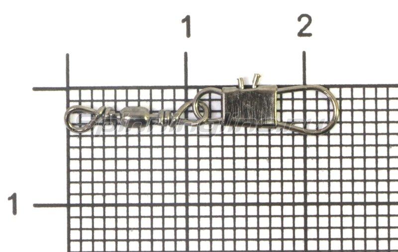 Вертлюг с карабином SF003 №16 -  1