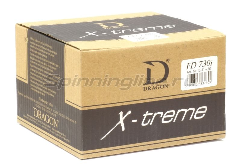 Dragon - Катушка X-Treme FD 730i - фотография 6