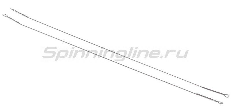Поводок Hitfish Titanium Twist String Leader 15см 0,30мм 7,2кг -  2