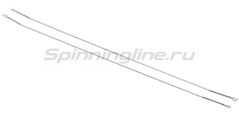 Поводок Hitfish Titanium Twist String Leader 25см 0,40мм 13,8кг -  2