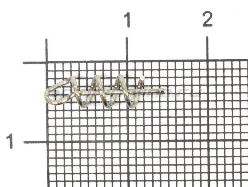 Крепление для силиконовых приманок Hitfish Centering PiN Spring M -  1