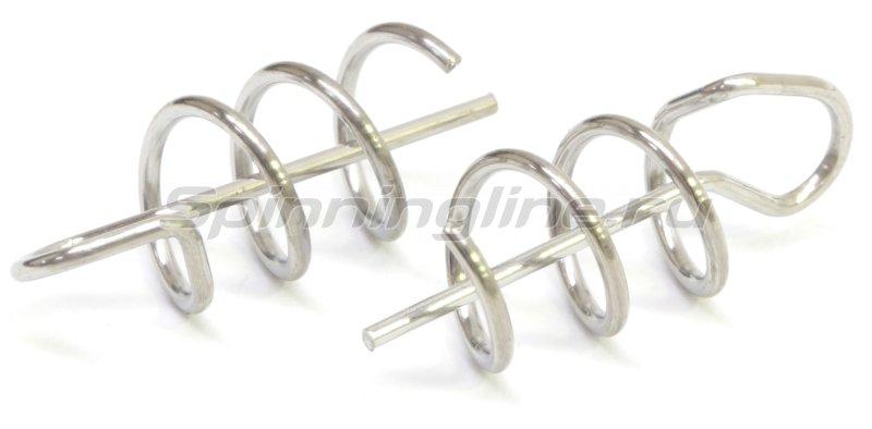 Крепление для силиконовых приманок Hitfish Centering PiN Spring M -  2