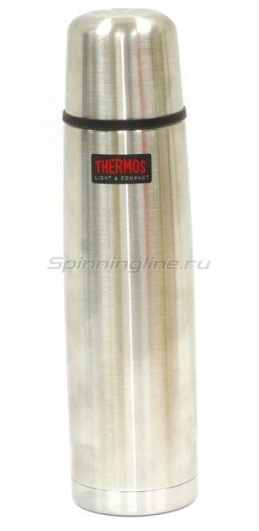 Термос Thermos FBB 1000B L&C 1л серебристый -  1