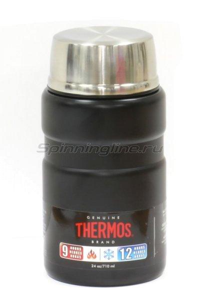 Термос Thermos SK3020 BK King Stainless 0.71л черный -  1