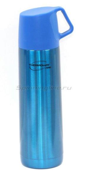 Термос Thermos Thermocafe JF-50 0.5л синий -  1
