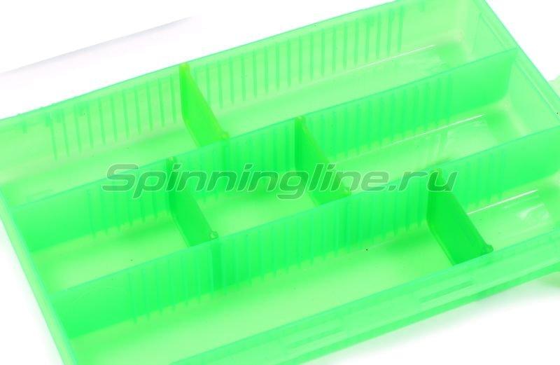 Коробка Три Кита КДП-3 зеленая -  3