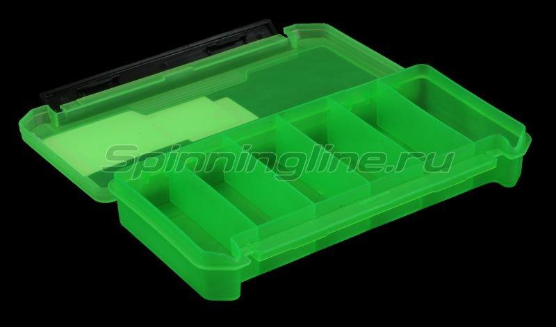 Коробка Три Кита КДП-1 зеленая -  2