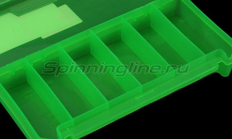 Коробка Три Кита КДП-1 зеленая -  3