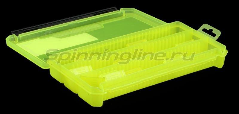 Коробка Три Кита КДП-2 желтая -  2
