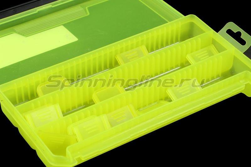 Коробка Три Кита КДП-2 желтая -  3