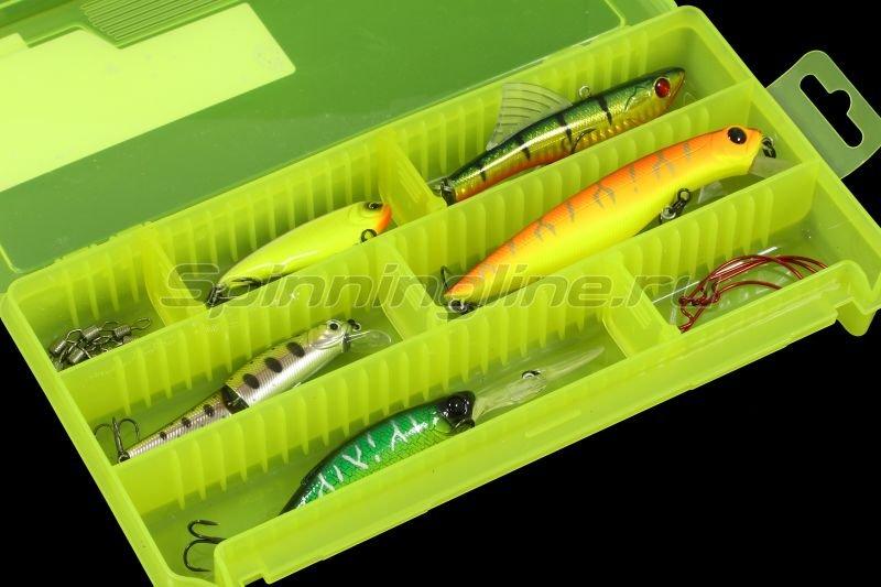 Коробка Три Кита КДП-2 желтая -  4
