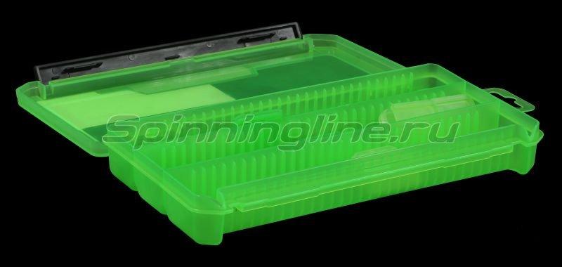 Коробка Три Кита КДП-2 зеленая -  2