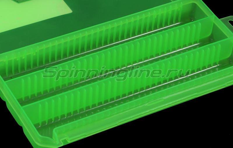 Коробка Три Кита КДП-2 зеленая -  3