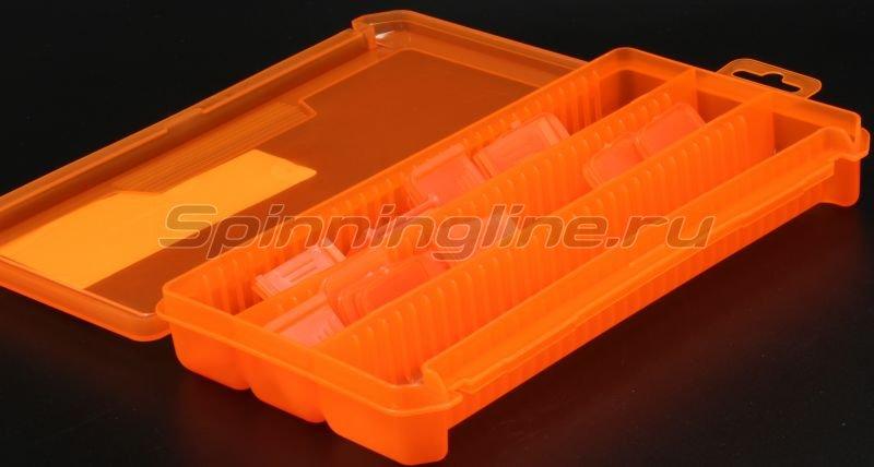 Коробка Три Кита КДП-2 красная -  2