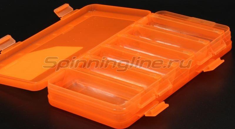 Коробка Три Кита для воблеров и балансиров ВБ-2 красная -  2