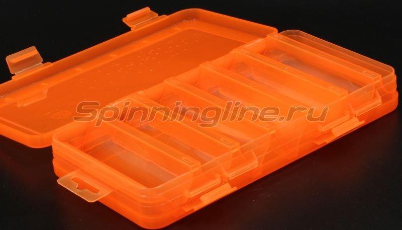 Коробка Три Кита для воблеров и балансиров ВБ-2 красная -  3