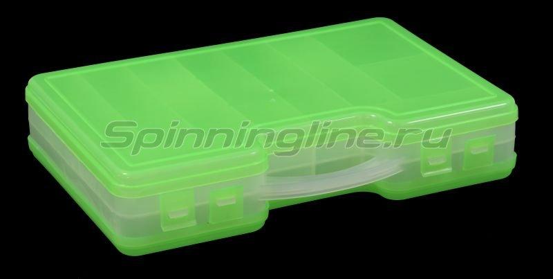 Коробка Три Кита КД-1 зеленый -  1