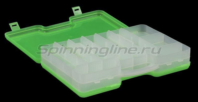 Коробка Три Кита КД-1 зеленый -  2