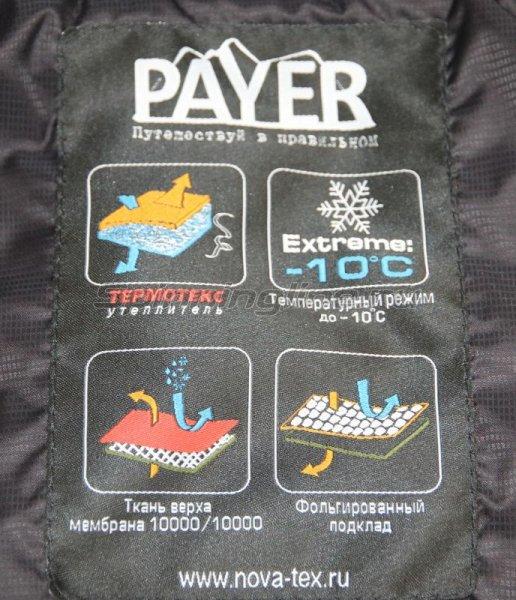 Куртка Novatex Урбан 48-50 рост 182-188 черный -  3