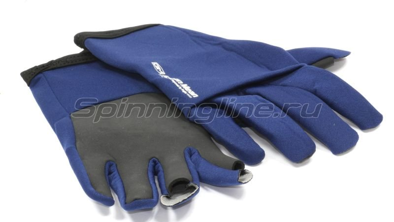 Перчатки Glove TI Type2 Navy LL -  1