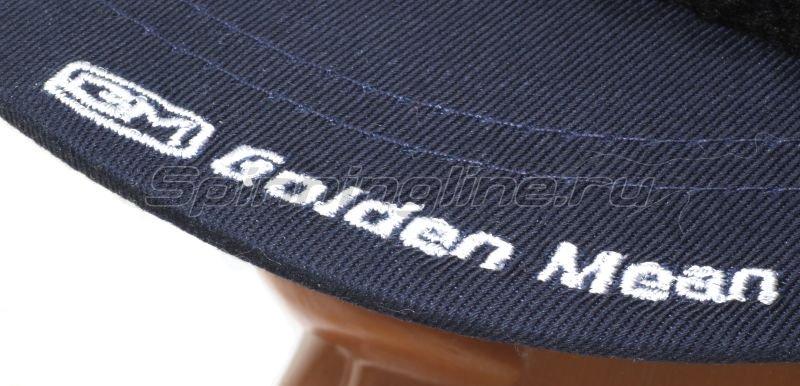 Шапка Golden Mean Brim Watch Cap Navy -  3