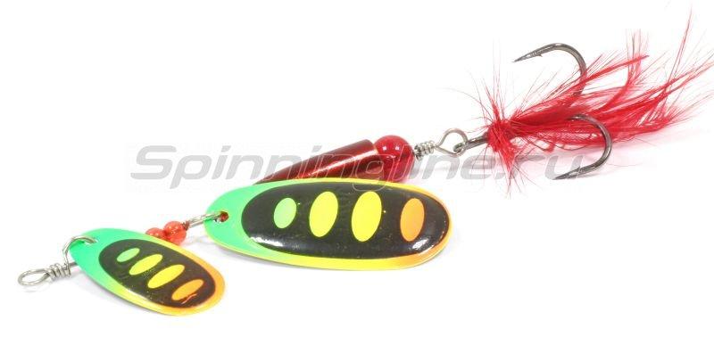 Блесна Sprut Kokoro Spinner 4 FT1 -  1