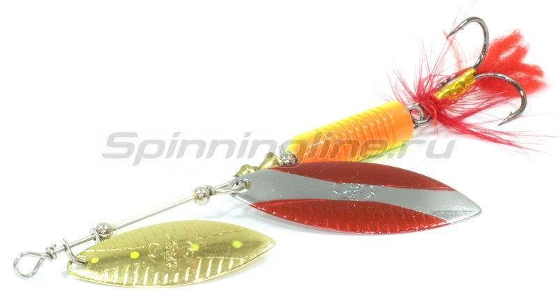 Блесна Sprut Oso Spinner 3 G-SR -  1