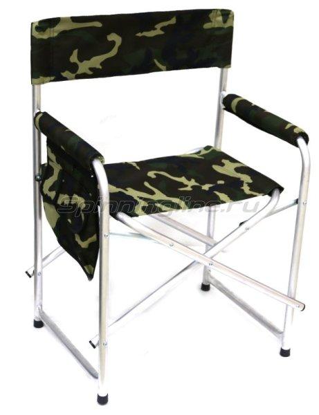Кресло AKS-02 складное с карманом -  1