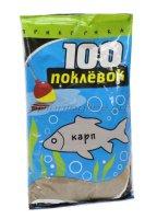 Прикормка 100 поклевок Карп