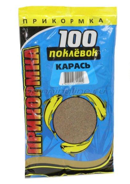 Прикормка 100 поклевок Карась -  1