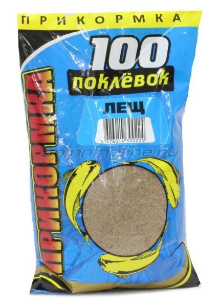Прикормка 100 поклевок Лещ -  1