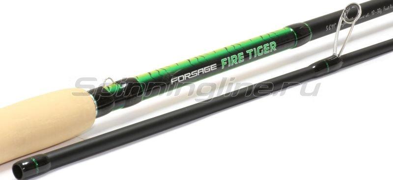 Спиннинг Fire Tiger 210 10-30гр -  4