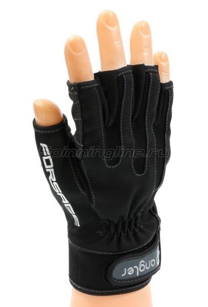 Перчатки Angler PU Leather A-010-XL -  1