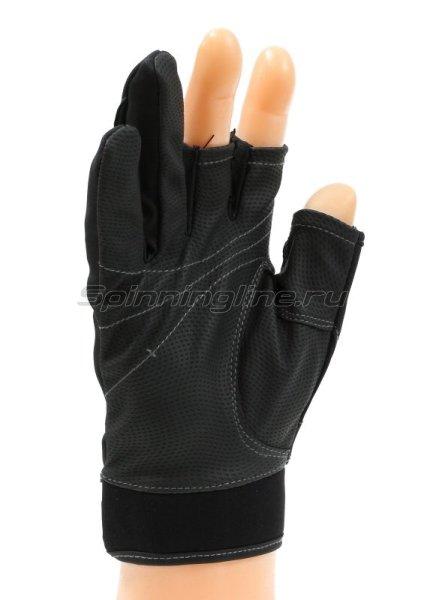 Перчатки Angler PU Leather A-011-M -  2