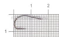 Крючок Cobra Carp C630 №8