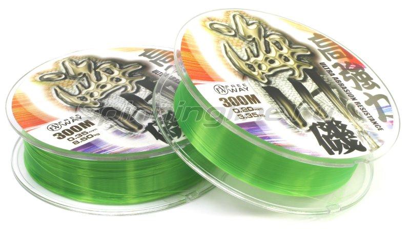 Леска Haichuan Green 150м 0,20мм -  2